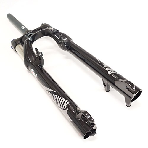 RockShox 30 Silver TK Fork: 26', 100mm, Coil, 9mm QR, Crown Adjustment, 1-1/8' Alum Steerer, Disc Brake and Rim Brake,