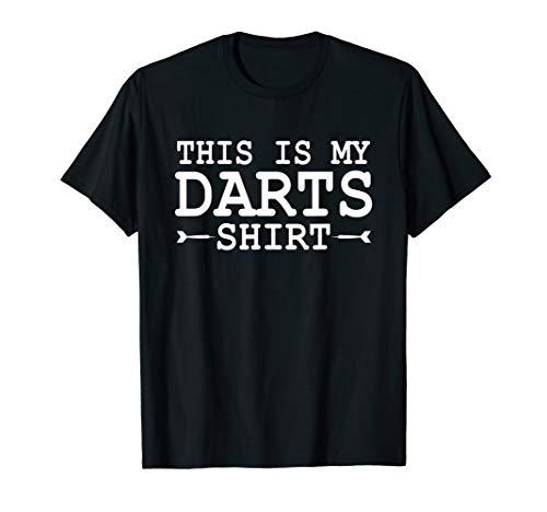 Dart Shirt Herren Lustig Darthemd Darten 180 Dartscheibe