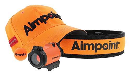 Aimpoint Rotpunkvisier Micro H 2 Orange 2MOA Limitierte Edition 200469