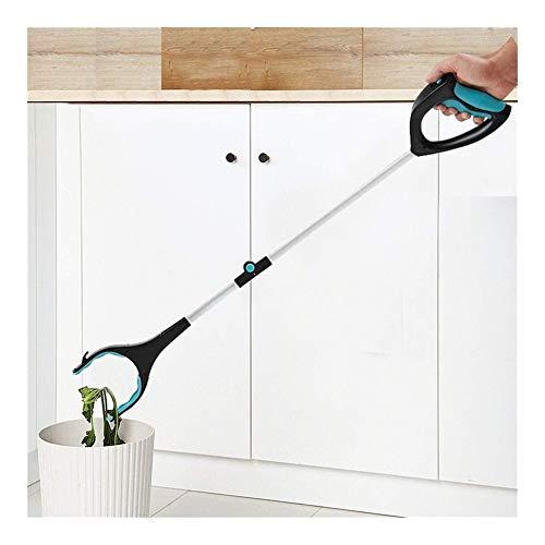 Grabber, alcanzar ayuda, agarrar, alcanzar, recoger herramienta |Agarre de giro, levante hasta 5 lbs, luz LED, incorporada en el imán y gancho de joyería, la herramienta de capturador de la gota de la