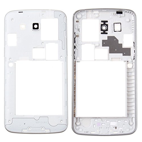 DINGGUANGHE-CELL PHONE ACCESSORIES High-end Best Replacement Parts Compatible with Samsung Galaxy Grand 2 / G7106 Middle Frame Bezel/Back Plate Housing Camera Lens Panel