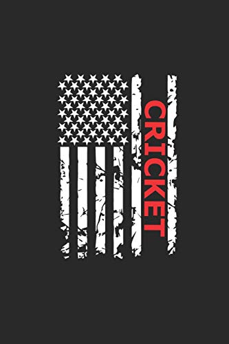 Cricket: Cricket Blank Composition Notebook Journal To Take Notes And Write In