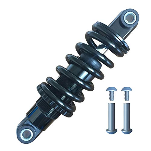 650/750/850lbs Mountain Bike Spring Shock Absorber,Bicycle Parts Rear Shock 125/150/165mm-4.9/5.9/6.5in (Color : 850lbs, Size : 150mm)