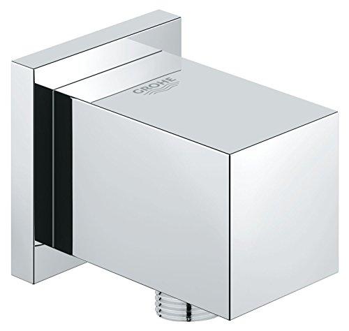 GROHE Euphoria Cube Brausen und Duschsysteme - Wandanschlussbogen (DN 15, Außengewinde) chrom, 27704000