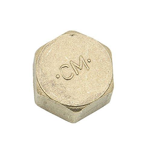 Cornat Messing Kappe 3/4 Zoll , TEC396802