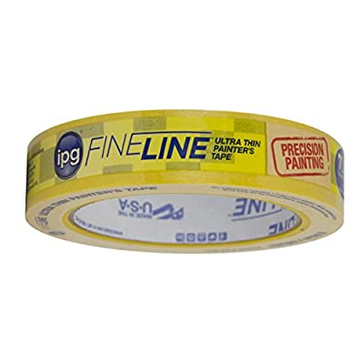 IPG WST2455 Fineline Ultra Thin Painters Tape