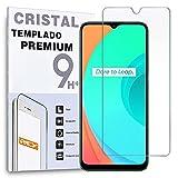 Protector de Pantalla para OPPO REALME 6i - REALME C3 - REALME 5i - REALME 5 - REALME 5S - REALME C11 - C15 - NARZO 30A, Cristal Vidrio Templado Premium