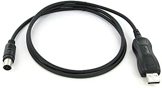 Valley Enterprises Yaesu USB FTDI CT-62 CAT Cable FT-100, FT-817, FT-857, FT-897