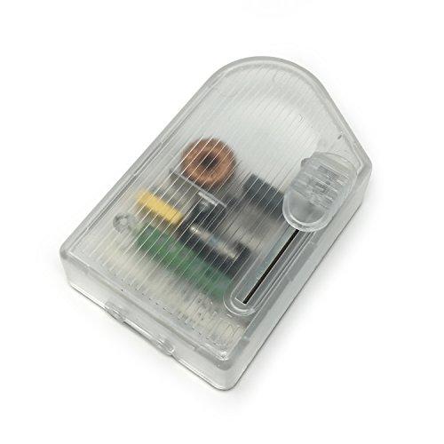 Drehdimmer RT 81–RL 1104transparent 300W