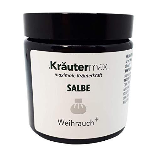 Kräutermax Weihrauch Creme 1 x 100 ml Boswellia Carterii hochdosiert