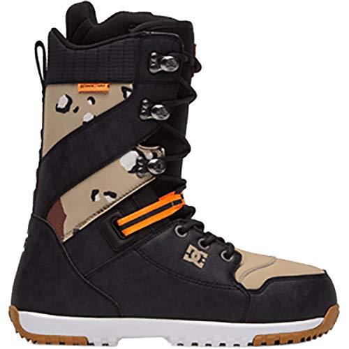 DC Mutiny Mens Snowboard Boots Camo Sz 11