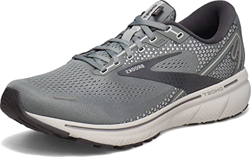 Brooks Ghost 14 Grey/Alloy/Oyster 11 D (M)