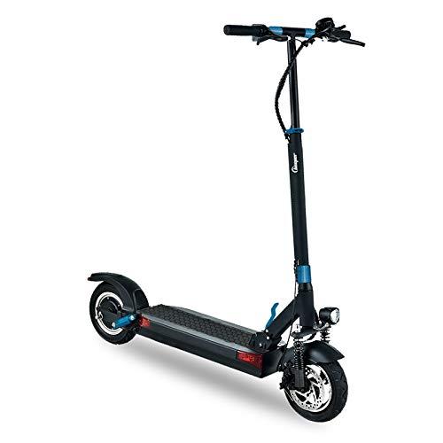 Scooter elettrico con allarme da 10 pollici 500W 48V 8Ah MAX BEEPER