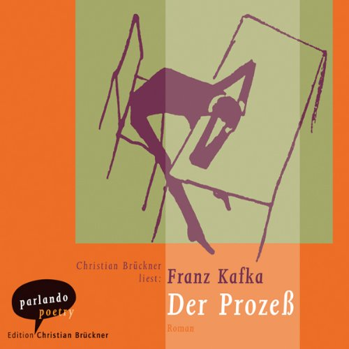Der Prozeß audiobook cover art