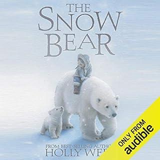 The Snow Bear copertina