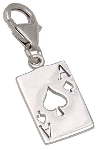 Ciondolo PIK-As in argento Sterling 925.