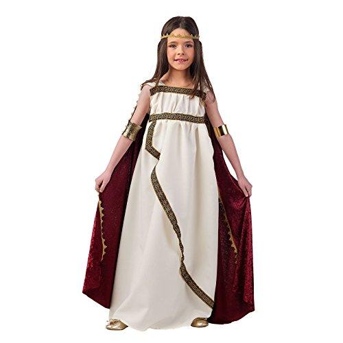Limit - Disfraz troyana infantil, talla 5, 9-11 aos