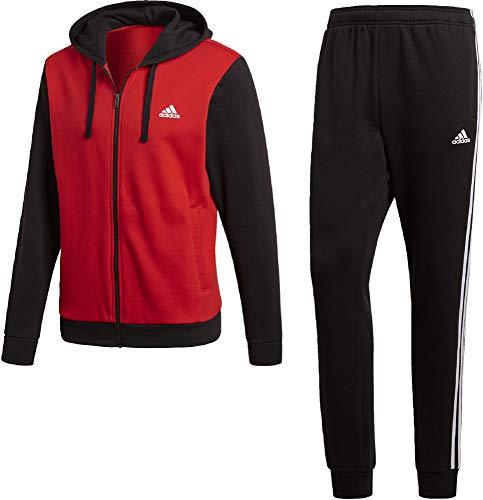 adidas Co Energize TS mannen rood zwart pak CZ7850