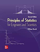 Principles of Statistics for Engineers & Scientists