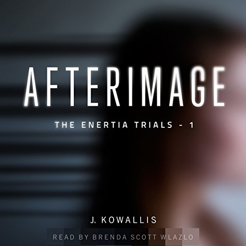 Afterimage audiobook cover art