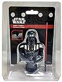 CHROMA 48028 Black Darth Vader Dashboard Auto Ornament