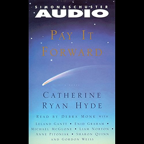 Pay It Forward audiobook cover art