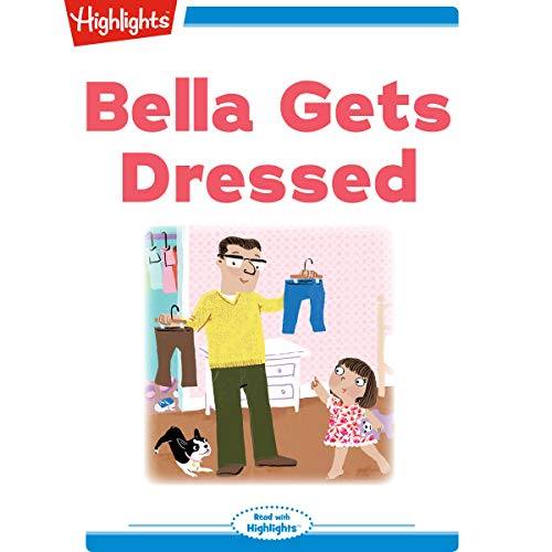 Bella Gets Dressed copertina