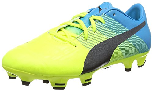 PUMA Evopower 1.3 Firm Ground Junior, Scarpe da Calcio Unisex – Bambini