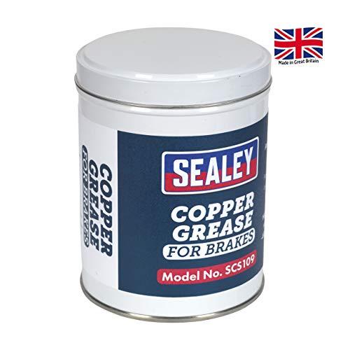 Sealey scs109cobre grasa 500G lata