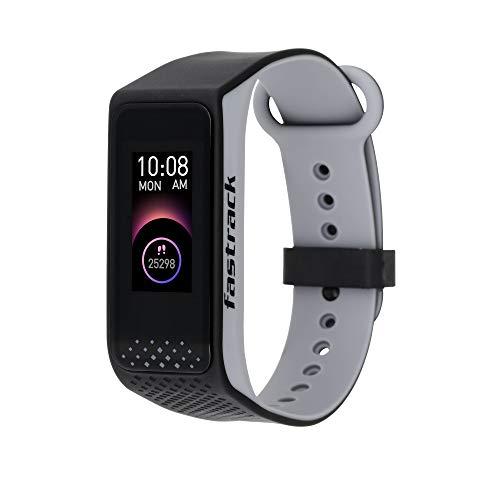 Fastrack Reflex 3.0 Digital Black Dial Unisex-Adult Watch-SWD90067PP03A