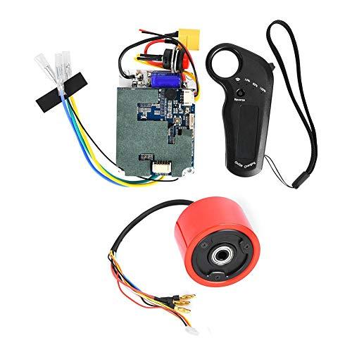 OKBY Skateboard Hub Motor-70mm 24V-36V 150W Bürstenloser Motor Hub Motor Mini Roller DIY Elektro Skateboard Fernbedienung