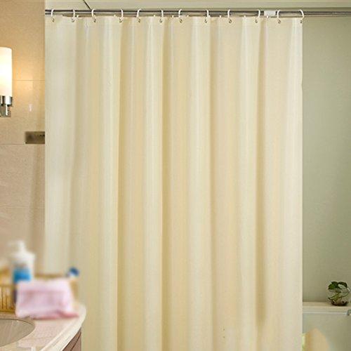 Rideaux de douche Rideau de douche PEVA Bathe salle de bains imperméable coupé durable de la mode (taille : 200X180CM)