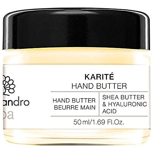 alessandro Spa Hand Butter - Intensivpflege für die Hände - bei trockenen Händen, 50 ml