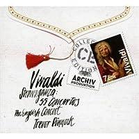 Vivaldi: Stravaganza 55 Concertos (DG Collectors Edition) by The English Concert (2013-08-03)