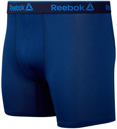 Reebok Men's Athletic Performance Boxer Briefs