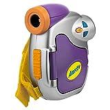 Yncc™ Caméscope de Poche pour Enfants, caméra d'action 5 MP et Support vidéo HD 1080p, caméscope pour Enfants avec écran TFT HD de 1,5 Pouces, caméra pour Enfants pour garçons et Filles – Violet