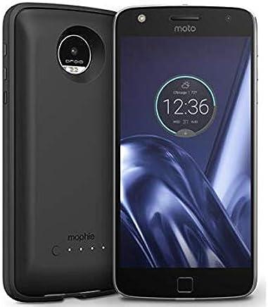 Moto Z play (XT 1635) - 32GB, 16 MEGAPIXELS, 3GB RAM, 4G, BLACK