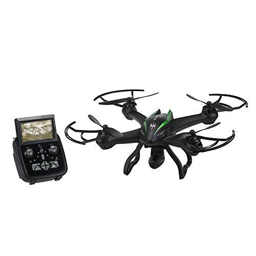 Cheerson CX-35 2,4G 720P 4CH R/C Drohne Venture Quadrocopter 5,8G FPV HD Kamera (grün)