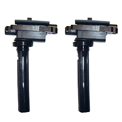 New Richporter Ignition Coil C-635 Set of 2