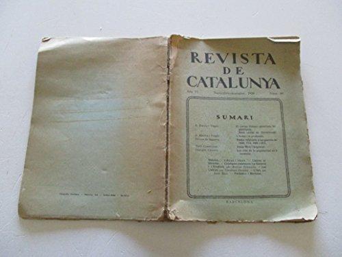Revista de Catalunya. Any VI. Núm. 60