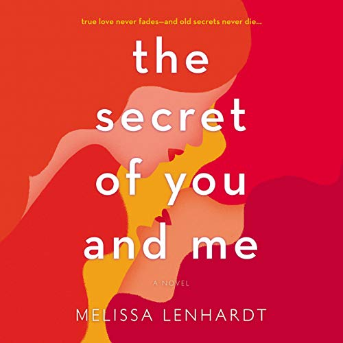 The Secret of You and Me audiobook cover art