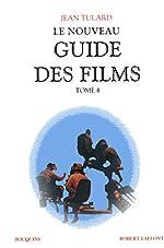 Le Nouveau guide des films - Tome 4 (04) de Jean TULARD