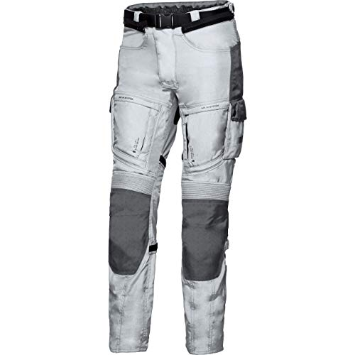 IXS Tour Lt Trousers Montevideo-Air 2 Light Grey-Dark Grey 2Xl