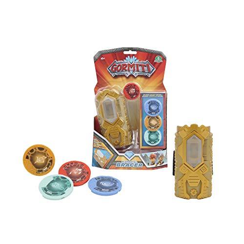 Giochi Preziosi Gormiti Bracciale degli Elementi, Multicolore, GRM06000
