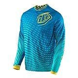 Camiseta de ciclismo para hombre de manga larga para motocross, enduro, descendente, suave, evacuación y transpiración