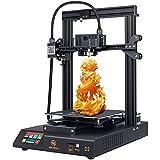Mingda 230 x 230 x 260 mm Impresora 3d metal completo, Extrusora Directa, Pantalla táctil colorida, Reanudar la impresión Sensor de detección de filamento, Instalación rápida (D2)