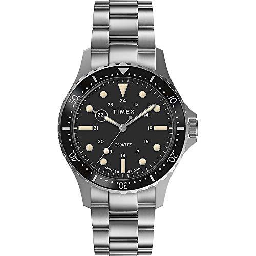 Timex Navi Xl TW2U10800D7 Herrenuhr, nur Zeitanzeige, leger