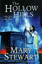 The Arthurian Legend 4 Book Set from Mary Stewart The Crystal Cave, The Hollow Hills, The Last Enchantment, The Wicked Day...