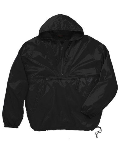 M750 HA PACKABLE NYLON JACKET BLACK S