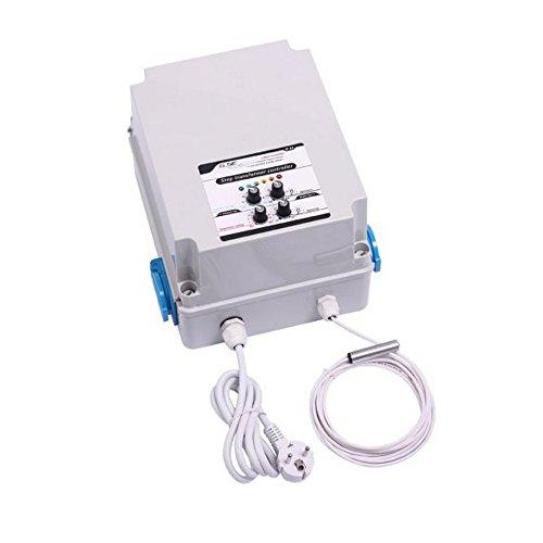 Temperatur u. Feuchte Controller Step Transformer GSE 2EXT 2.5A (FC06-202)